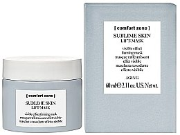 Profumi e cosmetici Maschera-lifting viso - Comfort Zone Sublime Skin Lift Mask