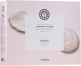Profumi e cosmetici Set - Maria Nila Luminous Colour Gift Set (h/shm/350ml + h/cond/300ml + h/soap/300ml)