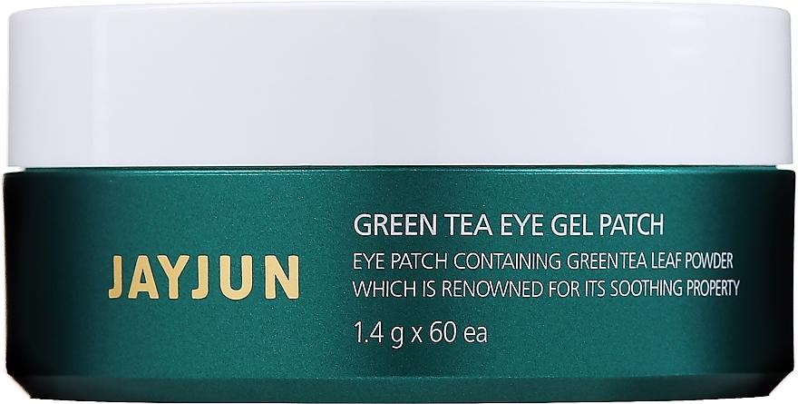 "Patch idrogel al tè verde ""Green"" - Jayjun Green Tea Eye Gel Patch"