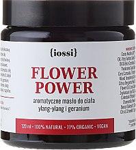 Profumi e cosmetici Burro corpo rigenerante - Iossi Regenerating Body Butter