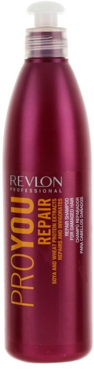 Shampoo rivitalizzante - Revlon Professional Pro You Repair Shampoo