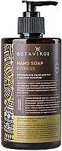 Profumi e cosmetici Sapone liquido mani con olio di canapa - Botavikos Fitness Hand Soap