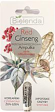 Profumi e cosmetici Fiala antirughe al ginseng rosso - Bielenda Red Ginseng