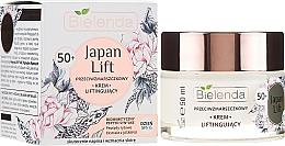 Profumi e cosmetici Crema da giorno rassodante antirughe 50+ - Bielenda Japan Lift Day Cream 50+ SPF6
