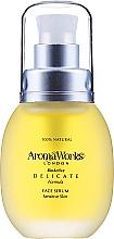 Profumi e cosmetici Siero viso - AromaWorks Delicate Face Serum Oil