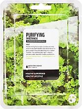 Profumi e cosmetici Maschera in tessuto purificante - Farmskin Superfood For Skin Purifying Sheet Mask
