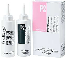Profumi e cosmetici Set per capelli tinti e con permanente - Fanola P2 Perm Kit for Coloured and Treated Hair