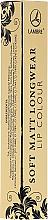 Profumi e cosmetici Rossetto liquido opaco - Lambre Soft Matt Longwear Lip Colour