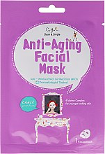 Profumi e cosmetici Maschera viso anti-età - Cettua Anti-Aging Facial Mask