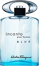 Profumi e cosmetici Salvatore Ferragamo Incanto Blue Pour Homme - Eau de toilette