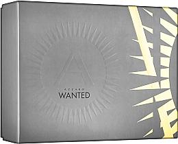 Profumi e cosmetici Azzaro Wanted Set - Set (edt/100ml + shm/100ml)