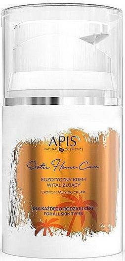 Crema viso - Apis Professional Exotic Home Care Vitalizing Cream