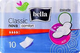 Profumi e cosmetici Assorbenti Classic Nova Comfort Drainette, 10 pz - Bella