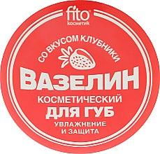 Profumi e cosmetici Vaselina cosmetica idratante e protettiva per labbra, alla fragola - Fito cosmetica