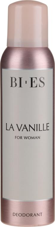 Bi-Es La Vanille - Deodorante profumato