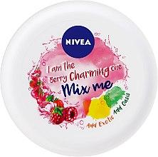 Profumi e cosmetici Crema viso - Nivea Soft Mix Me Berry Krem