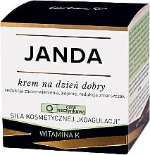 Profumi e cosmetici Crema viso per pelle con couperose - Janda