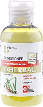 Profumi e cosmetici Condizionante rinforzante per capelli con estratto di radice di ara - O'Herbal