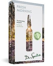 "Profumi e cosmetici Fiala concentrata ""Fresh Morning"" - Dr. Spiller Wake-up Call Fresh Morning"