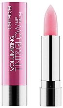 Profumi e cosmetici Balsamo labbra - Catrice Volumizing Tint & Glow Lip Balm