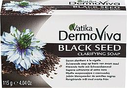 Profumi e cosmetici Sapone anti-infiammatorio con cumino nero - Dabur Vatika Black Seed Soap