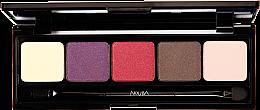 Profumi e cosmetici Paletta ombretti occhi - Nouba Unconventional Palette Eyeshadow