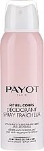 Profumi e cosmetici Deodorante antitraspirante - Payot Rituel Corps 48H Antiperspirant Alcohol Free