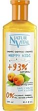 Profumi e cosmetici Shampoo per bambini - Natur Vital Happy Kids Hair Shampoo