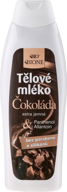 """Lozione corpo """"Cioccolato"""" - Bione Cosmetics Chocolate Extra Gentle Body Lotion"""