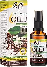 Profumi e cosmetici Olio di grani di caffè - Etja Natural Oil