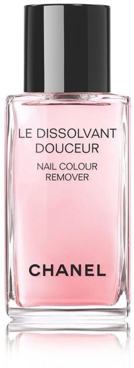 Solvente rimuovi smalto - Chanel Le Dissilvant Douceur Nail Colour Remover  — foto N1