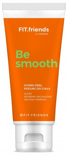 Scrub per il corpo - AA Fit.Friends Be Smooth Hydro-peel Body Peeling — foto N1