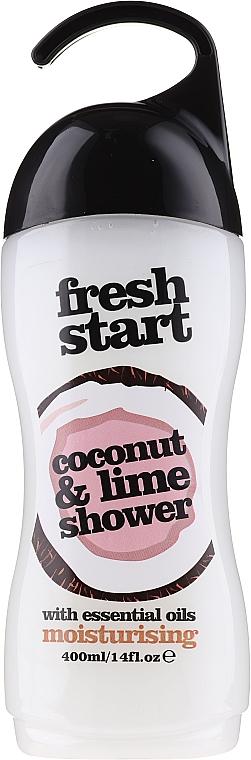 Gel doccia - Xpel Marketing Ltd Fresh Start Coconut & Lime Shower Gel — foto N1