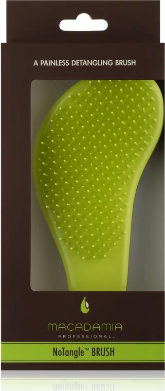 Spazzola per capelli - Macadamia Natural Oil Tangle Brush — foto N4