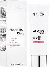 Profumi e cosmetici Crema per pelle sensibile - Babor Essential Care Sensitive Cream