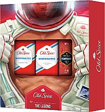 Profumi e cosmetici Set - Old Spice Whitewater Astronaut (sh/gel/50ml +deo/50ml + ash/lot/100ml)
