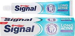 Profumi e cosmetici Dentifricio - Signal Long Active Intensive Cleaning