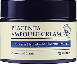 Profumi e cosmetici Crema alla placenta - Mizon Placenta Ampoule Cream
