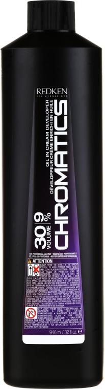 Emulsione attivante - Redken Chromatics Developer 30 vol