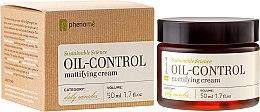 Profumi e cosmetici Crema viso - Phenome Sustainable Science Oil-Control Mattifying Cream