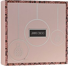 Profumi e cosmetici Jimmy Choo Eau de Parfum - Set (edp/100 ml + b/lot/100 ml + edp/7.5 ml)