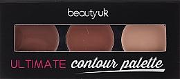 Profumi e cosmetici Palette blush - Beauty Uk Shimmer Box (Bronze)