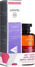 Profumi e cosmetici Set - Apivita Tonic (hair/lot/150mll + shm/250ml)