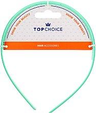 Profumi e cosmetici Cerchietto per capelli, 27871, menta - Top Choice
