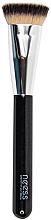 Profumi e cosmetici Foundation Brush, 4209 - Neess Flat Top