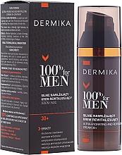Profumi e cosmetici Crema rigenerante idratante - Dermika Ultra-Hydrating And Revitalizing Cream 30+
