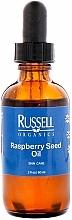 Profumi e cosmetici Olio di semi di lampone - Russell Organics Raspberry Seed Oil