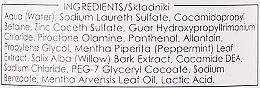 Shampoo antiforfora - Ziaja Med Treatment Cure Against Dandruff Shampoo — foto N3