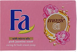 Profumi e cosmetici Crema di sapone - Fa Magic Oil Pink Jasmine Cream Soap