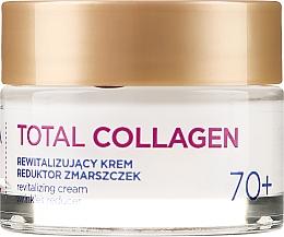 Crema rigenerante antirughe, da giorno e notte 70+ - Soraya Total Collagen 70+ — foto N2